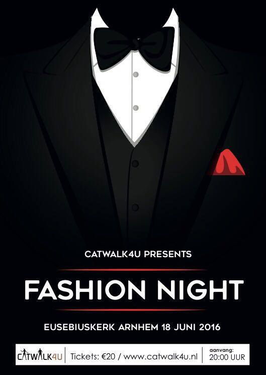 Fashion night Arnhem flyer 1